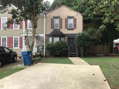 Kennesaw Condo/Townhouse New: 1871 Grant Ct