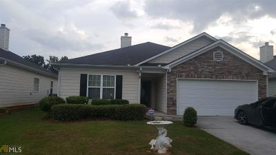 Covington Single Family Home Under Contract: 190 Lakeside Pt