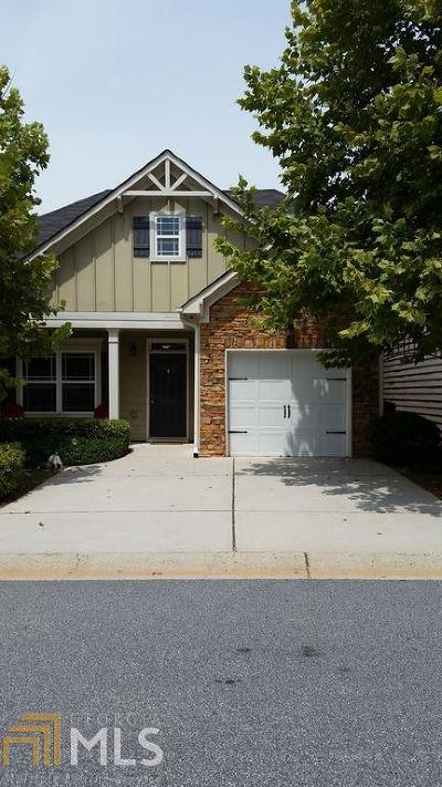 Dawsonville Single Family Home Under Contract: 23 Highland Pointe Cir #189