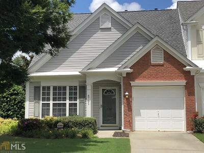 Roswell Condo/Townhouse For Sale: 5701 Falling Water Ter
