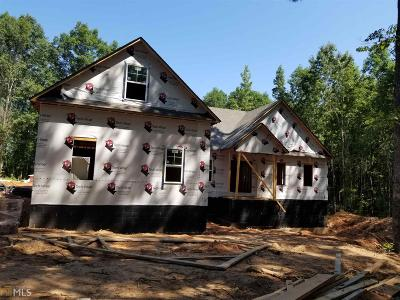 Butts County Single Family Home Under Contract: 710 Mt Vernon Church Rd