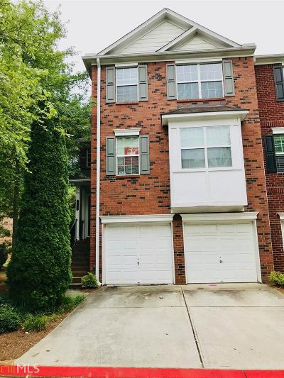 Kennesaw Condo/Townhouse Under Contract: 391 Heritage Park Trce