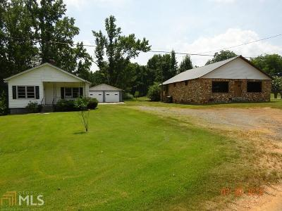 Lindale GA Single Family Home For Sale: $70,000