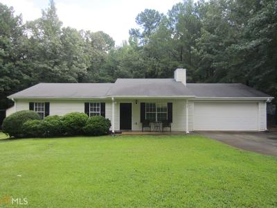 Monroe Single Family Home Under Contract: 1580 Roscoe Davis Rd