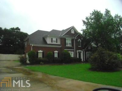 Conyers Single Family Home New: 206 Thorn Berry Way