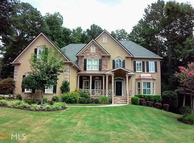 Marietta Single Family Home For Sale: 4781 Old Timber Ridge Rd