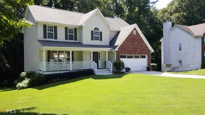 Snellville Single Family Home New: 2979 Sweetbriar Walk