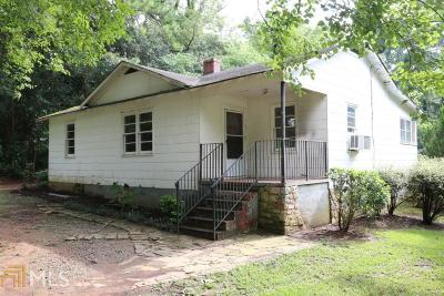 Madison Single Family Home Under Contract: 1980 Bostwick Hwy