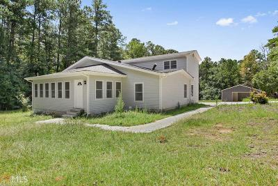 Carroll County Single Family Home For Sale: 705 Cross Plains Rd