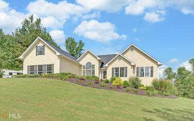 Banks County Single Family Home For Sale: 154 Bel Air Dr