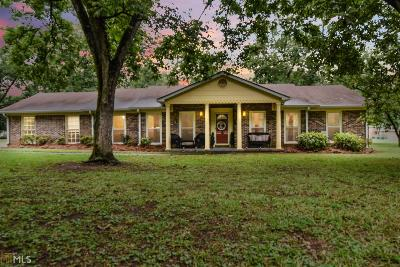 Barnesville Single Family Home Under Contract: 320 Collier Rd