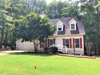 Senoia Single Family Home New: 71 Piedmont Dr