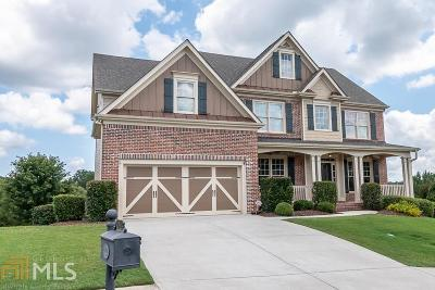 Flowery Branch Single Family Home Under Contract: 7312 Bird Song Pl