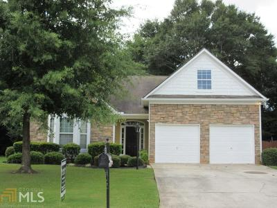 Conyers Single Family Home Under Contract: 3154 Baywood Ct
