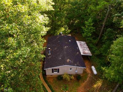 Ball Ground Single Family Home Under Contract: 280 Wood Forest
