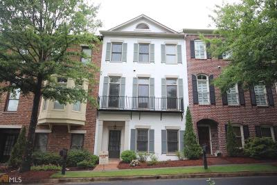 Roswell Condo/Townhouse New: 148 W Ridge Way