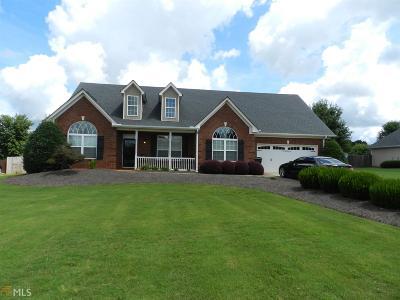McDonough Single Family Home Under Contract: 205 Calli Ct