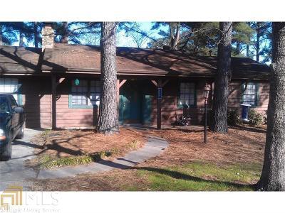 Conyers Single Family Home Under Contract: 623 Lakeridge Cir #11