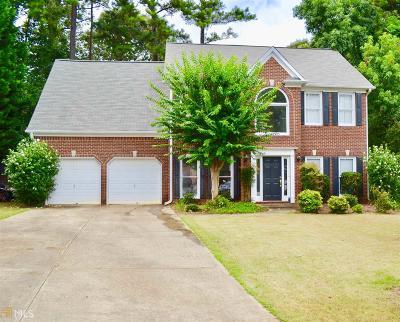 Suwanee Single Family Home Back On Market: 3593 Brookefall Ct