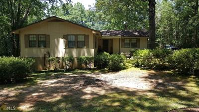 Cataula Single Family Home For Sale: 11115 NW Ga Highway 315