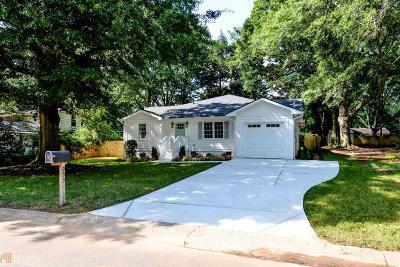Smyrna Single Family Home Under Contract: 953 Sharon