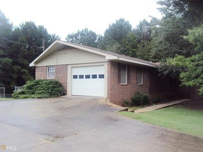 Lagrange Single Family Home Under Contract: 124 Whitacker Rd