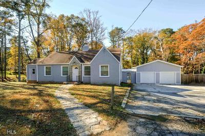 Tucker Single Family Home For Sale: 1260 Idlewood Rd