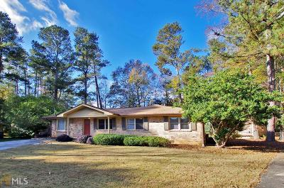 Decatur Single Family Home New: 3036 Hudson Ct