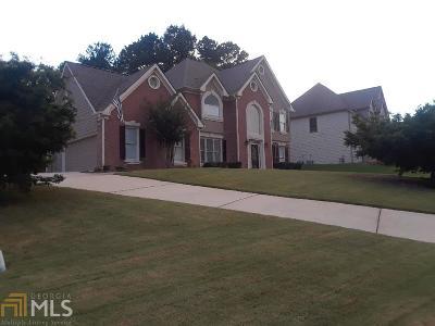 Ellenwood Single Family Home Under Contract: 4025 Broadleaf Walk