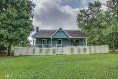 Social Circle Single Family Home Under Contract: 1128 N Highway 11