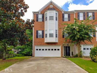 Acworth Condo/Townhouse Under Contract: 2495 Stonegate Dr