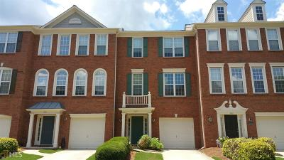 Roswell Condo/Townhouse Under Contract: 3024 Glendower Way #50