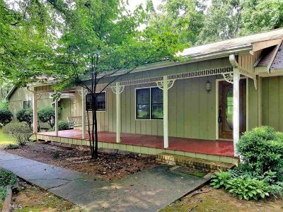 Sharpsburg Single Family Home Under Contract: 1492 Minix Rd