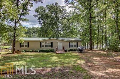 Milledgeville, Sparta, Eatonton Single Family Home New: 724 Gardenia Rd