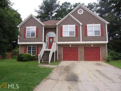 Marietta Single Family Home For Sale: 3818 Majestic Ln
