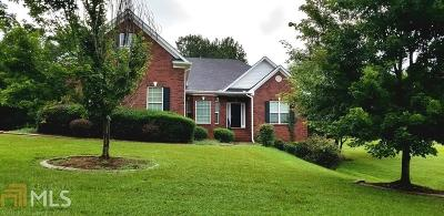 Conyers Single Family Home New: 2053 Millstone Dr