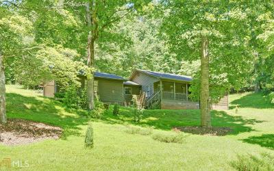 Dahlonega Single Family Home New: 221 Lake Cir