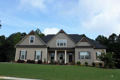 Monroe, Social Circle, Loganville Single Family Home For Sale: 1640 Highland Creek Dr