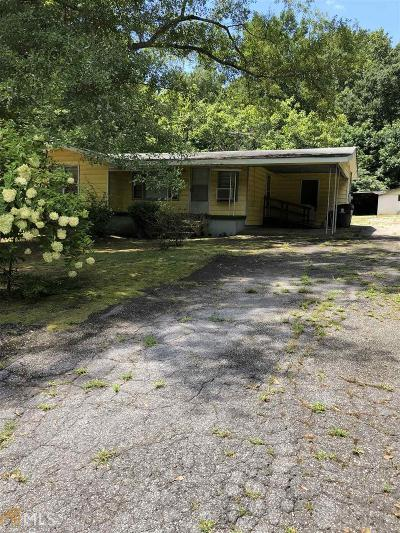 Henry County Single Family Home New: 123 Rosenwald Cir