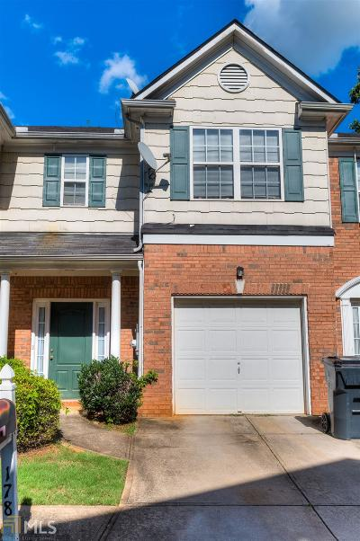 Henry County Condo/Townhouse Under Contract: 178 Madeline Ct