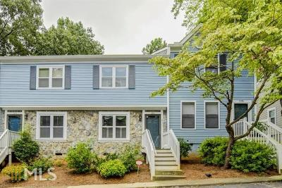 Peachtree Corners Condo/Townhouse Under Contract: 3344 September Morn