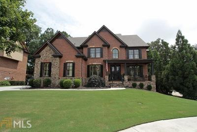 Hoschton Single Family Home For Sale: 2381 Hopehaven Way