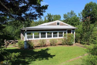 Hamilton GA Single Family Home Under Contract: $115,000