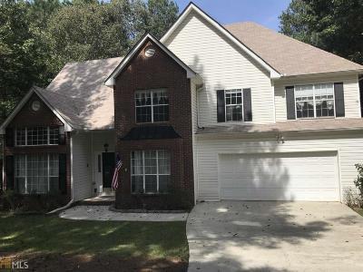Monroe Single Family Home New: 6025 Chestnut Trl