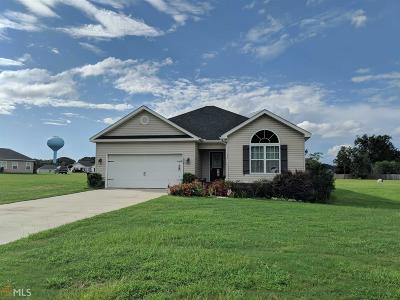 Statesboro Single Family Home For Sale: 177 Sandalwood Cir