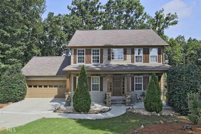 Ball Ground Single Family Home Under Contract: 8630 River Rock Ct