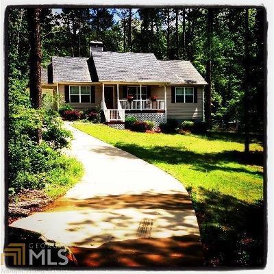 Jasper County Single Family Home Under Contract: 117 Robin Ct