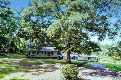 Covington Single Family Home For Sale: 117 Pickett Bridge Rd