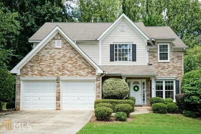 McDonough Single Family Home Under Contract: 743 Winbrook