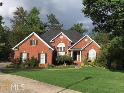 Winston Single Family Home New: 3574 Falls Trl